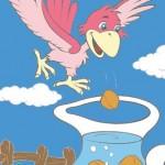 Povestea corbului însetat