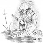 Un samurai invata despre rai