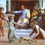 Judecata lui Solomon