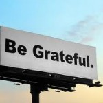 Un motiv sa fii recunoscator