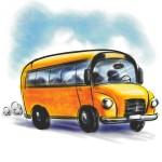 Călători neplăcuți pe autobus