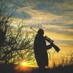 La vânătoare