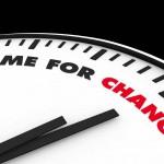 Nu refuza schimbarea, e foarte necesară